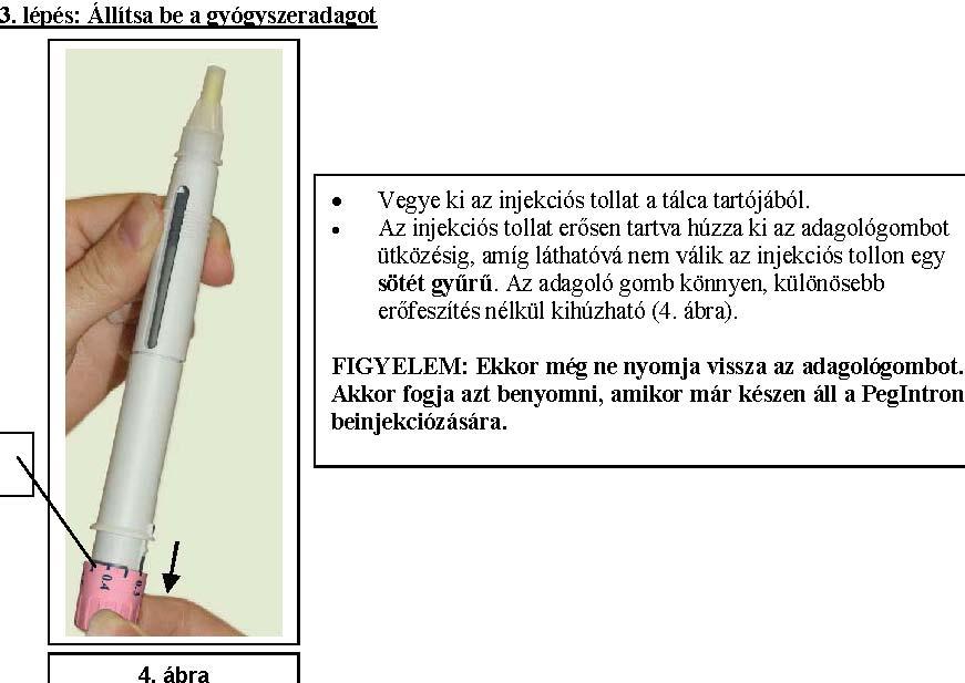 fogyás injekciós toll vélemények)
